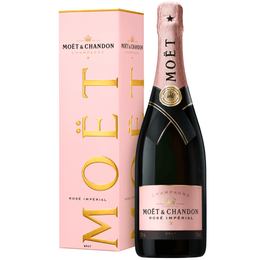 Moët & Chandon Imperial Rose' 0,75l